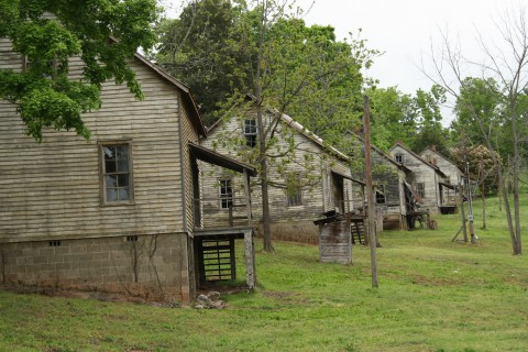 Henry River Mill Village