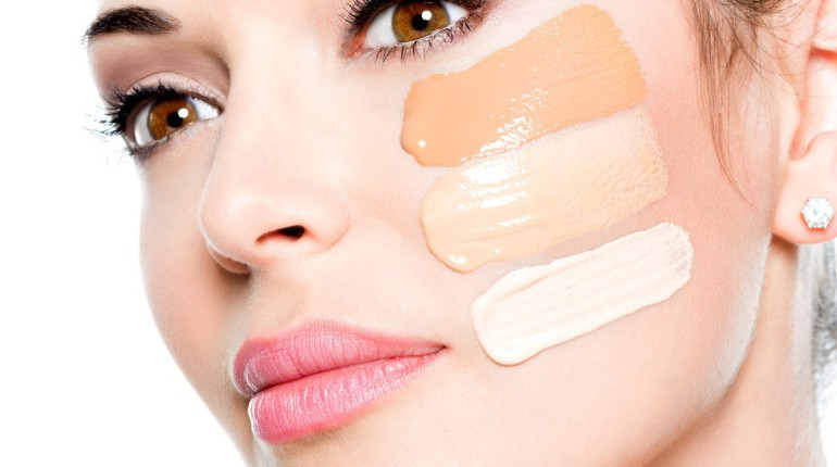 How to choose a right foundation for your skin