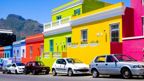 Bo Kaap, Cape Town, South Africa
