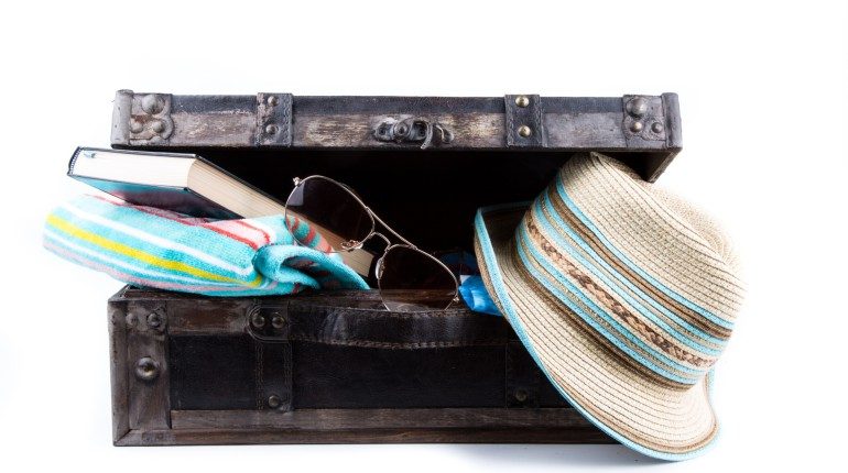 How To Pack Your Clothes Into Teeny Tiny Suitcase