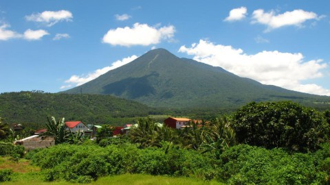 Mount Banahaw, Philippines