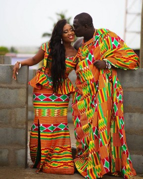 Traditional Wedding In Ghana