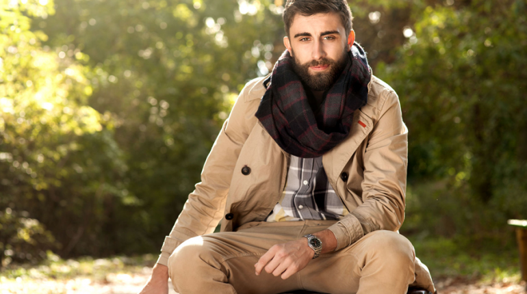Top 5 autumn pieces for men