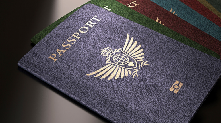 Do passport colors mean anything