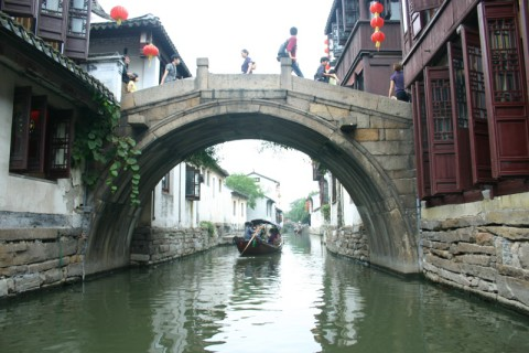 This Chinese Town Is Like A Tiny Venice