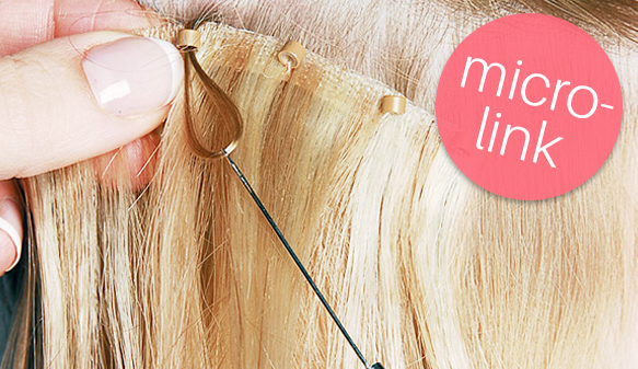 Hair extensions pros and cons micro link pmusecretfo Images
