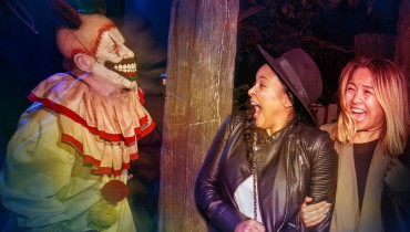 Universal Studios' Halloween Horror Nights Sound Totally Fun And Not At All Awful