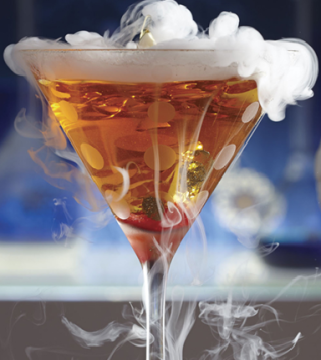 25 Perfect Halloween Cocktail Concoctions